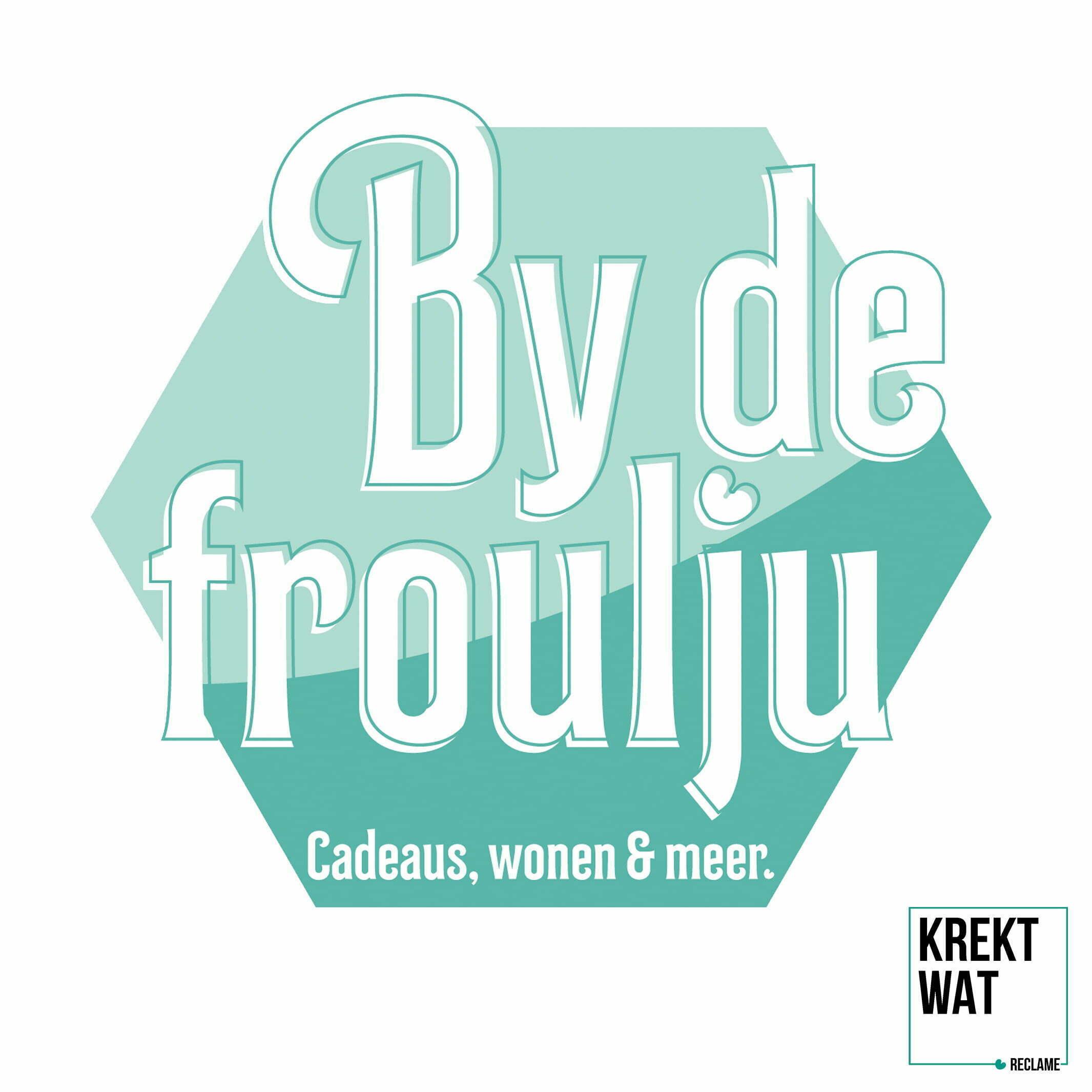 Logo - By de froulju