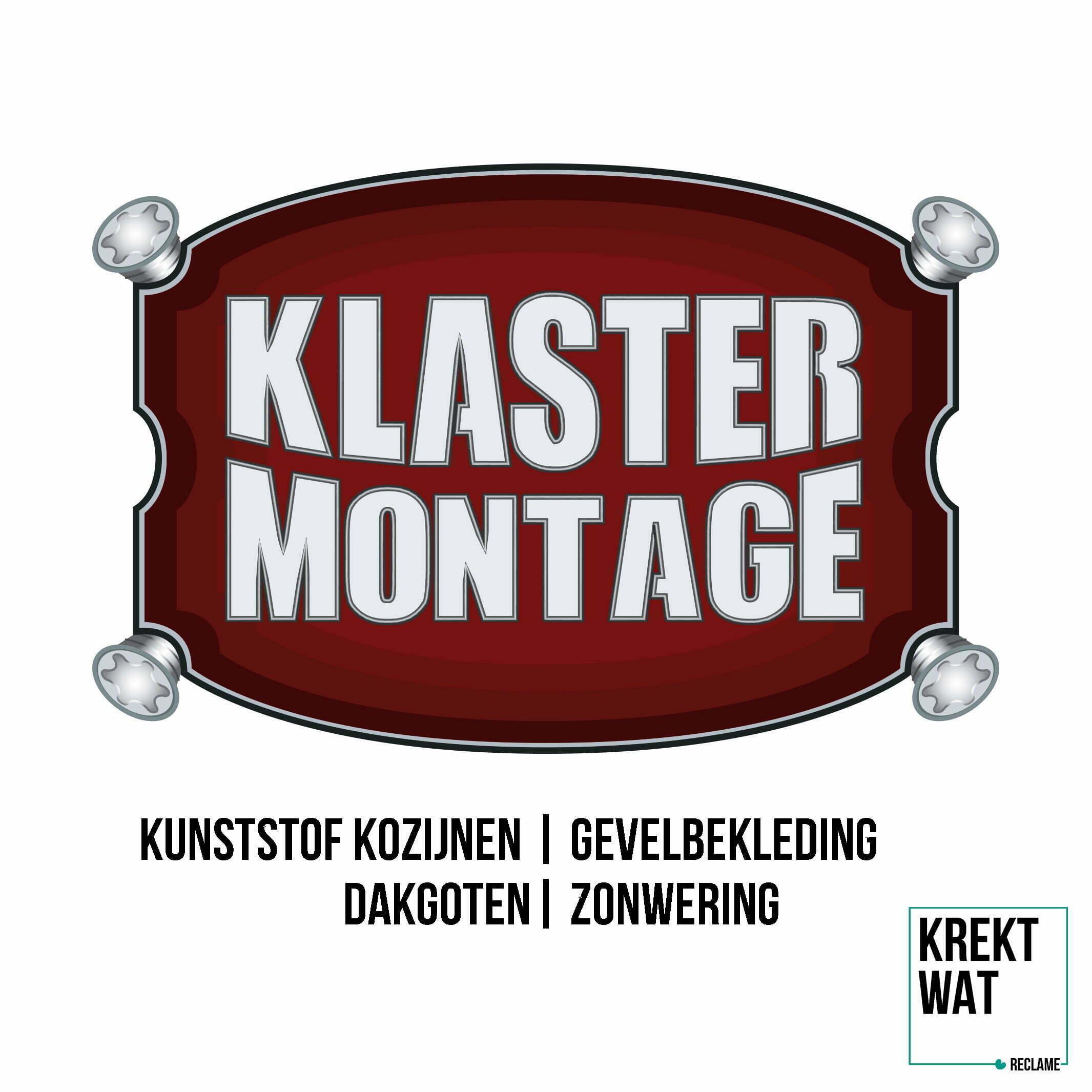 Logo - Klaster Montage