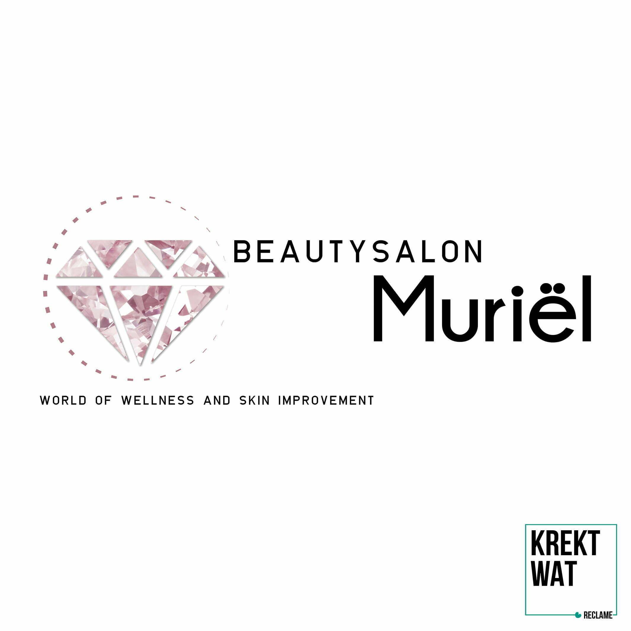 Logo - Beautysalon Muriël